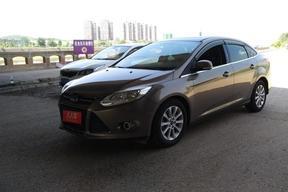 德陽二手福特-福克斯 2012款 三廂 1.6L 自動尊貴型