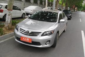 洛陽二手豐田-卡羅拉 2013款 特裝版 1.6L 手動至酷型GL