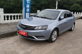 咸寧二手吉利汽車-帝豪 2016款 三廂 1.5L CVT向上版