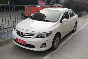 鎮江二手豐田-卡羅拉 2013款 特裝版 1.6L 自動炫酷型GL