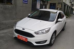 綿陽二手福特-福克斯 2015款 兩廂 1.6L 自動舒適型