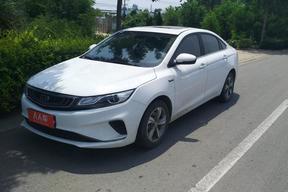 滄州二手吉利汽車-帝豪GL 2018款 1.4T 手動精英智聯型