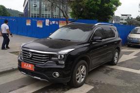 南充二手廣汽傳祺-傳祺GS7 2017款 280T 兩驅豪華型