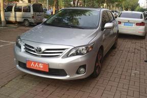 遼源二手豐田-卡羅拉 2012款 炫裝版 1.8L CVT GL-i
