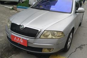 渭南二手斯柯達-明銳 2008款 1.8T 手動奪金版