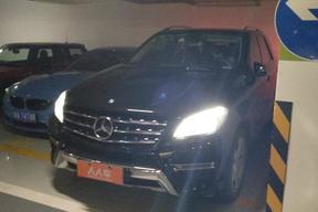 廣州二手奔馳-奔馳M級 2014款 ML 320 4MATIC