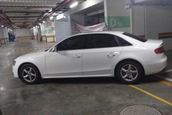 _重庆二手奥迪a4l 2013款 35 tfsi 自动标准型