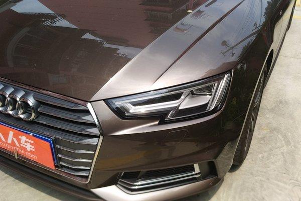 _上海二手奥迪a4l 2017款 45 tfsi quattro 运动型