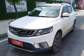 駐馬店二手吉利汽車-遠景SUV 2016款 1.8L 手動尊貴型