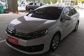 商丘二手雪鐵龍-C4世嘉 2018款 1.6L 手動舒適型