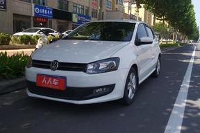 鶴壁二手大眾-Polo 2011款 1.4L 手動致尚版