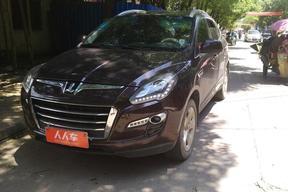 衡陽二手納智捷-大7 SUV 2014款 2.2T 兩驅智慧型