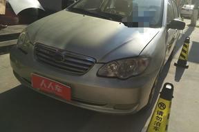 渭南二手比亞迪-比亞迪F3 2009款 1.5L 智能白金版豪銳型GLX-i