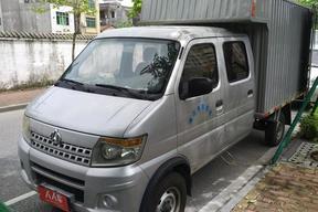 陽江二手長安輕型車-神騏T20 2016款 1.5L汽油廂式車雙排后單胎DAM15R