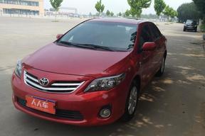 唐山二手豐田-卡羅拉 2012款 炫裝版 1.6L 自動GL