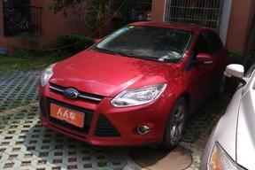 南京二手福特-福克斯 2012款 三廂 1.6L 手動風尚型