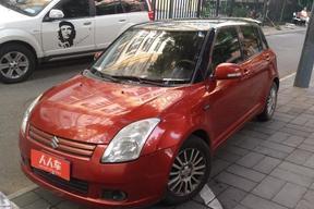 北京二手鈴木-雨燕 2009款 1.5L 自動雙色炫銳版