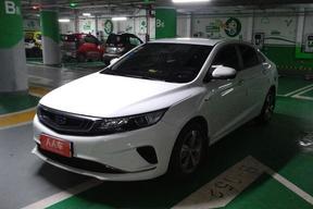 南寧二手吉利汽車-帝豪GL 2018款 1.4T 自動精英智聯型