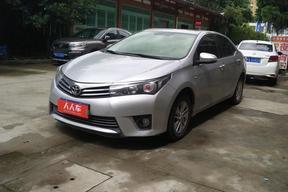 福州二手豐田-卡羅拉 2014款 1.6L CVT GL-i