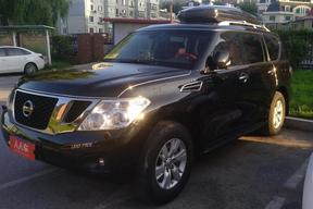 丹東二手日產-途樂 2012款 5.6 V8旗艦版