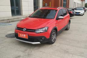 聊城二手大眾-Polo 2014款 1.6L Cross Polo 自動