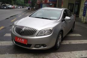 襄陽二手別克-英朗 2012款 GT 1.8L 自動時尚真皮版