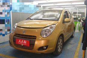 鈴木-奧拓 2009款 1.0L 手動豪華型