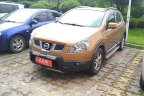 益陽二手日產-逍客 2012款 2.0XL 火 CVT 2WD