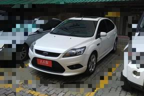 西安二手福特-福克斯 2014款 兩廂經典 1.8L 自動酷白典藏版