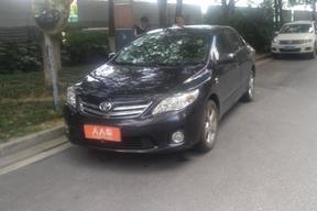蘇州二手豐田-卡羅拉 2011款 1.8L CVT GL-i