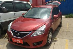 南京二手日產-騏達 2011款 1.6L CVT舒適型