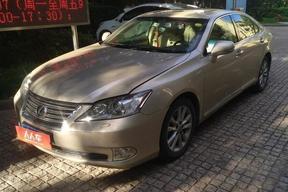 上海二手雷克薩斯-雷克薩斯ES 2010款 240 豪華版