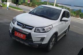 重慶二手北汽幻速-北汽幻速S3 2015款 1.5L 豪華型