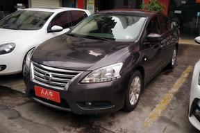 南寧二手日產-軒逸 2012款 1.6XL CVT豪華版