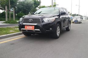 深圳二手豐田-漢蘭達 2009款 2.7L 兩驅5座精英版