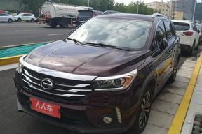 鄭州二手廣汽傳祺-傳祺GS4 2015款 200T G-DCT豪華版