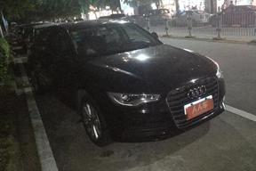 深圳二手奧迪-奧迪A6L 2014款 TFSI 舒適型