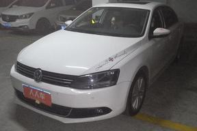 西安二手大眾-速騰 2014款 1.4TSI 手動豪華型