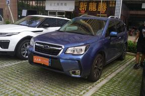 深圳二手斯巴魯-森林人 2015款 2.0i 特裝紀念版