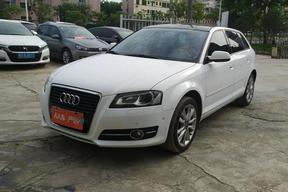 深圳二手奧迪-奧迪A3(進口) 2010款 Sportback 1.4T 豪華型