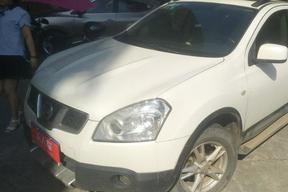益陽二手日產-逍客 2010款 20X雷 CVT 2WD