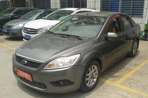 東莞二手福特-福克斯 2011款 三廂 1.8L 手動舒適型