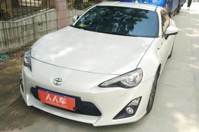 廣州二手豐田-豐田86 2014款 2.0L 手動豪華型