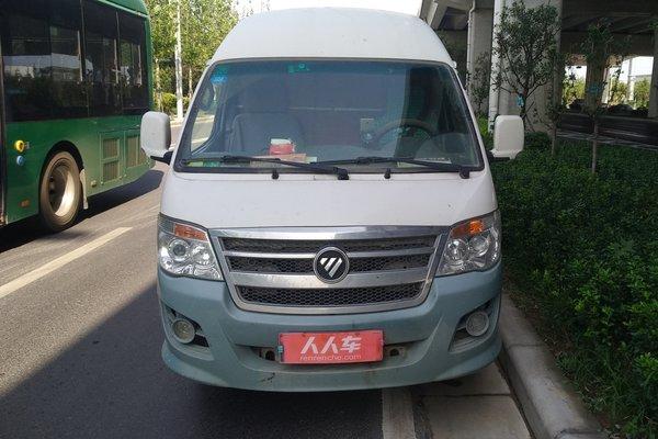 郑州二手福田风景 2014款 2.5t快运标准型长轴版高顶4j25tc