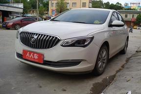 玉林二手別克-英朗 2017款 15N 自動進取型