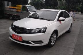 德陽二手吉利汽車-帝豪 2014款 三廂 1.5L 手動精英型