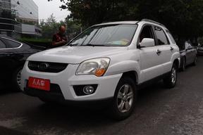 北京二手起亞-獅跑 2011款 2.0L 手動兩驅版GL