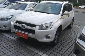 哈爾濱二手豐田-RAV4榮放 2011款 2.0L 自動四驅版