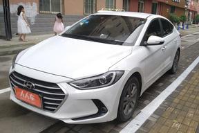 商丘二手現代-領動 2016款 1.6L 手動智炫·青春型