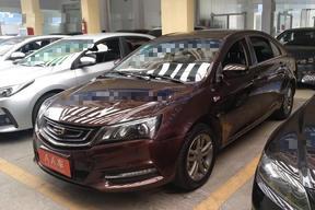 紹興二手吉利汽車-帝豪 2017款 三廂百萬款 1.5L CVT豪華型